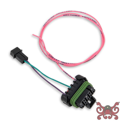 Sniper EFI to Holley EFI Dual Sync Distributor Adapter Harness #558-493 Ignition Harnesses