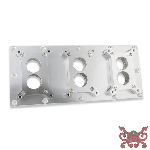 Sniper Fabricated Intake Removable Top Plate #870010 Intake Manifold Top