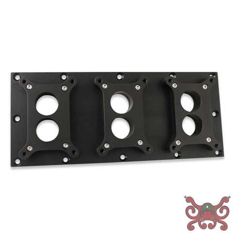 Sniper Fabricated Intake Removable Top Plate #870010B Intake Manifold Top