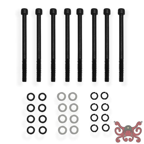 Sniper Fabricated Valve Cover Hardware Kit #891002B Valve Cover Bolts