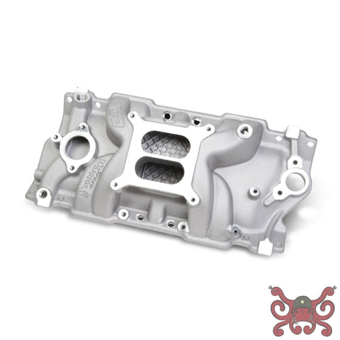Weiand Speed Warrior Intake - Chevy Small Block V8 #8170WND Intake Manifold