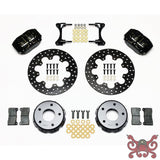 Wilwood 4th Gen Camaro Dynapro Radial Front Drag Brake Kit Brake Kit