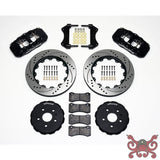 Wilwood 5th Gen Camaro AERO6 Big Brake Front Brake Kit Brake Kit