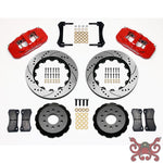 Wilwood 5th Gen Mustang AERO6 Big Brake Front Brake Kit Brake Kit
