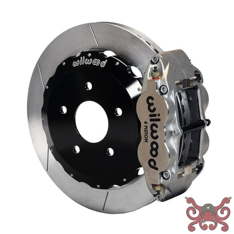 Wilwood Big Brake Nickel Racing Rear Brake Kit Brake Kit