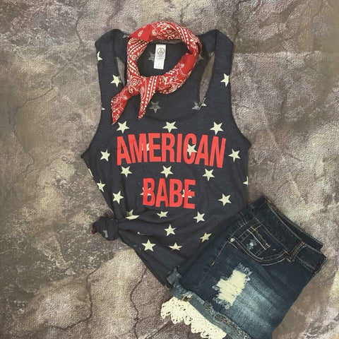 The American Babe Tank