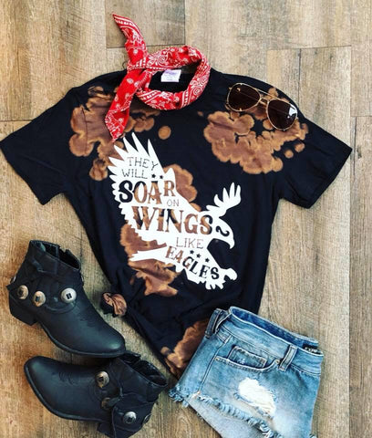 They Will Soar Graphic Tee