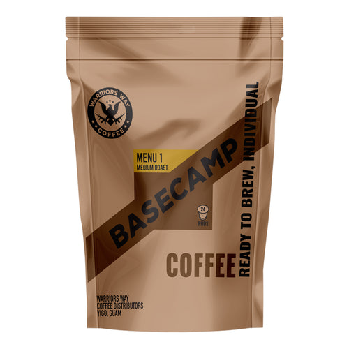 Warriors Way Coffee Basecamp Medium Roast K-Cup Pods