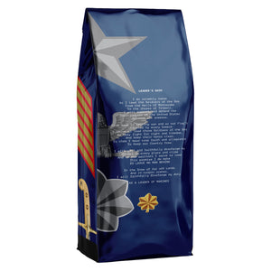 Warriors Way Coffee Skippers Choice Medium Plus Roast Ground Coffee
