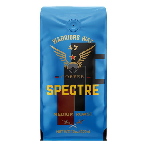 Warriors Way Coffee Spectre Medium Roast Ground Coffee