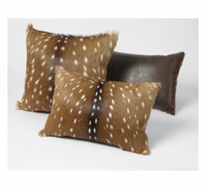 YO AXIS DEER PILLOWS