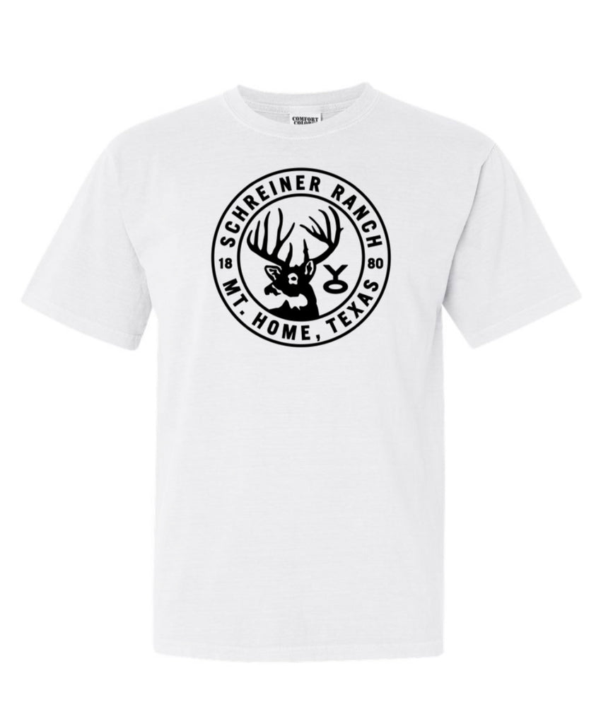YO whitetail shirt