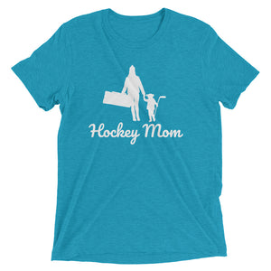 Hockey Mom Tri-Blend T