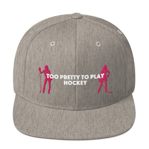 Too Pretty Hat