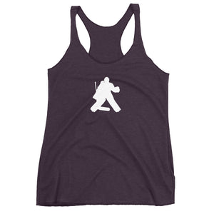 Goalie Chick Tank