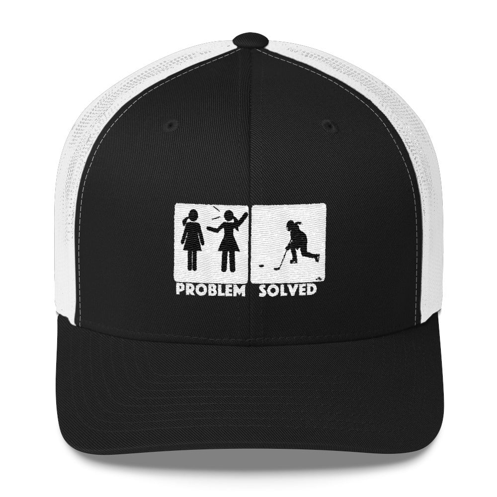 Girlfriend Problems Trucker Cap