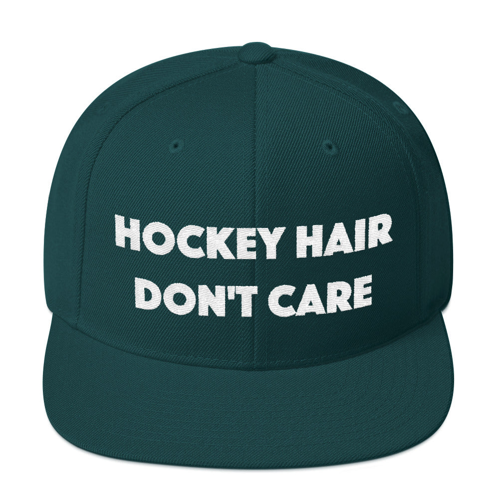 Hockey Hair