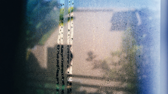 Condensation on windows