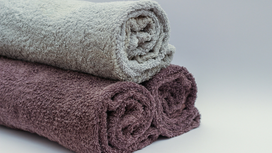 How to clean moldy towels. Photo by Domantas Jusionis on Pexels.