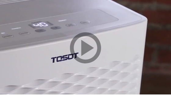 TOSOT Dehumidifier Features