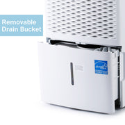 4,500 sq.ft. 70 Pint Dehumidifier