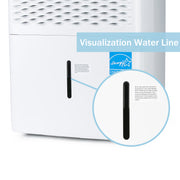 (Open Box) 4,500 sq.ft. 70 Pint Dehumidifier with Internal Pump