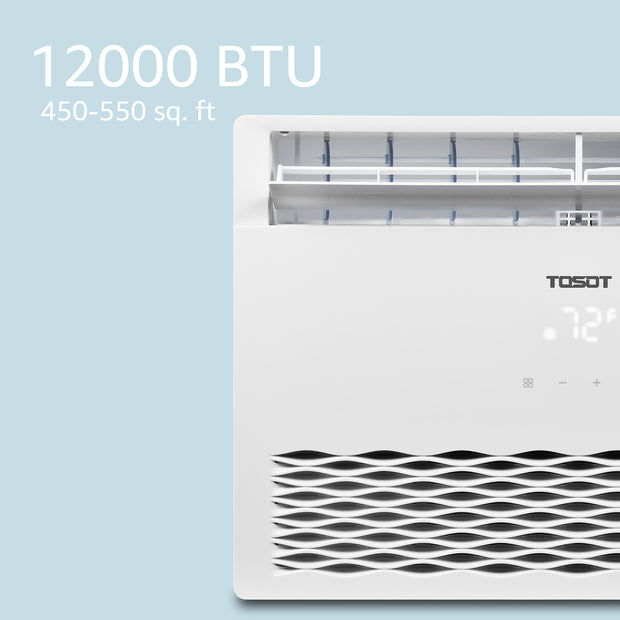 TOSOT 12,000 BTU Window Air Conditioner – TOSOTdirect