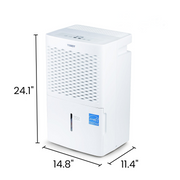50 Pint Dehumidifier (2012 DOE 70 Pint)
