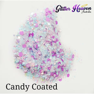 Candy Coated. 7-8 Grams