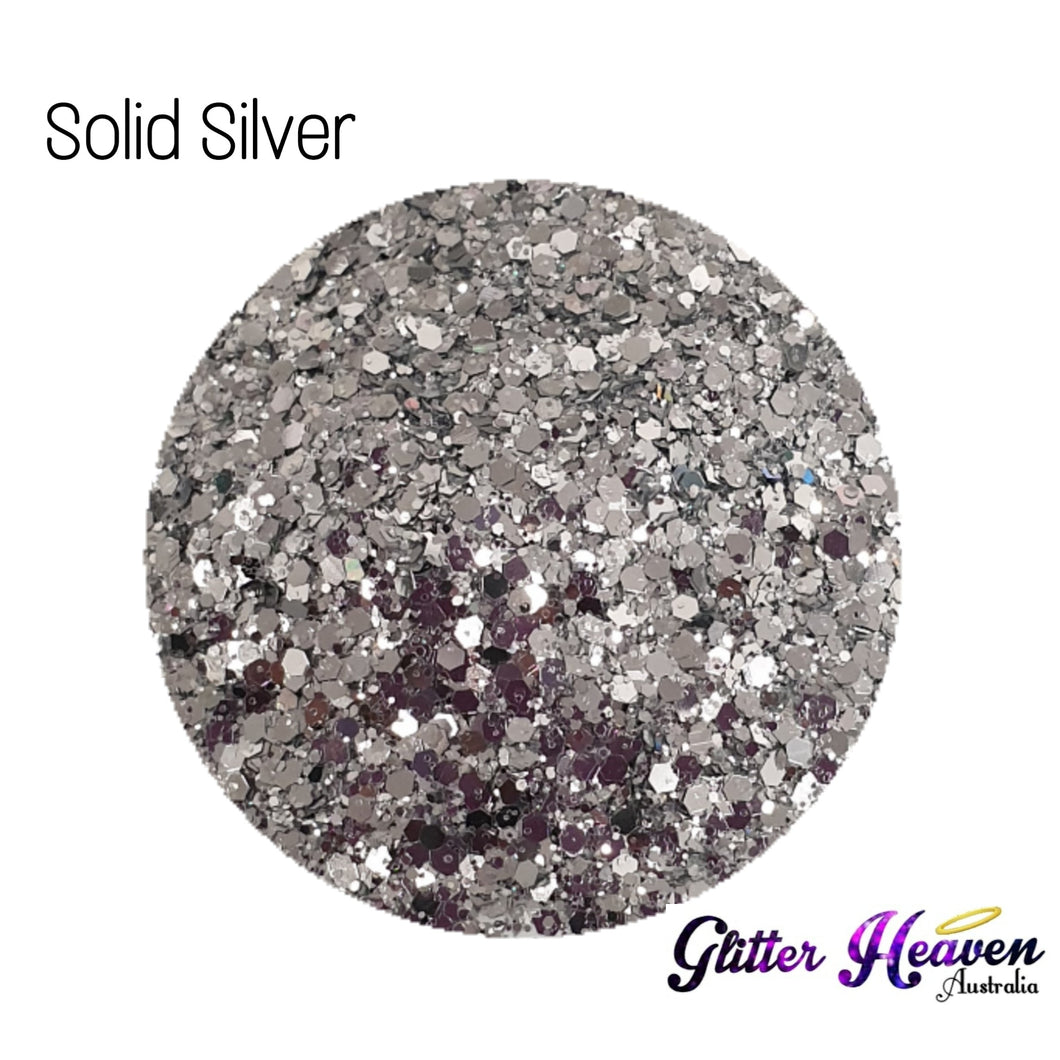 Solid Silver