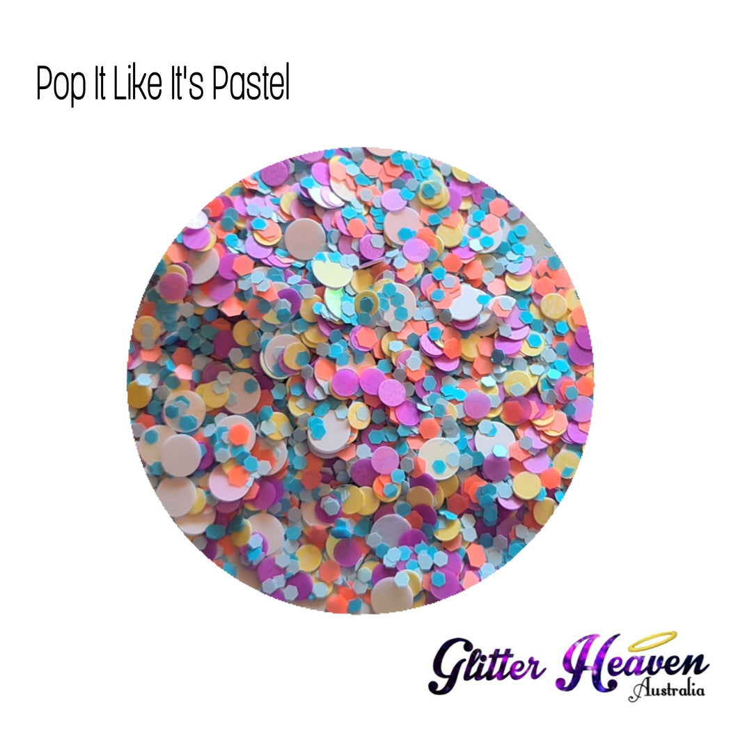 Pop It Like Its Pastel