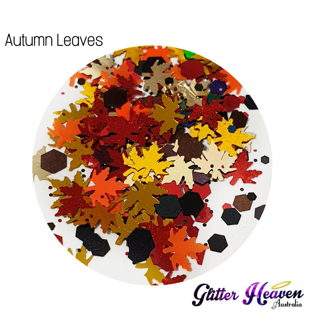 Autumn Leaves 7-8 Grams