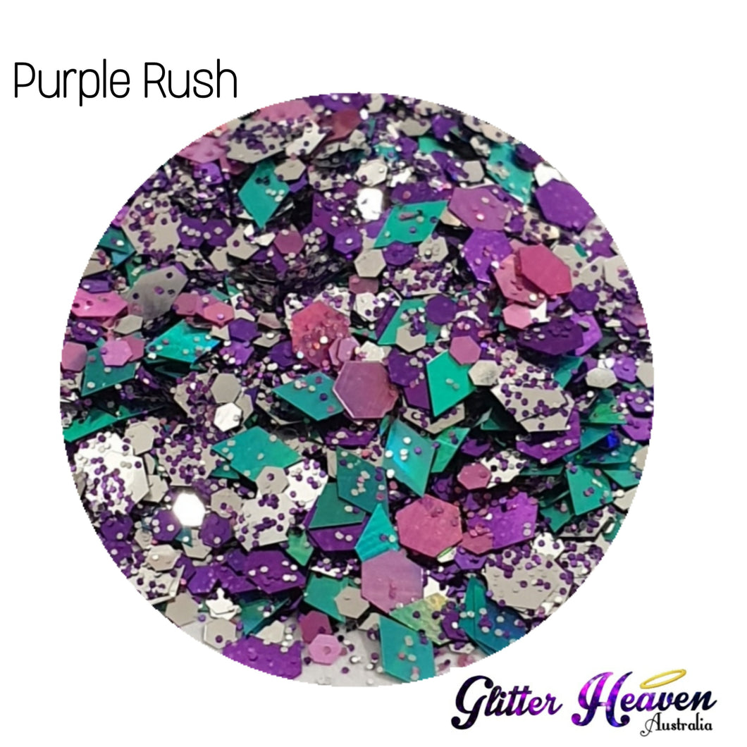 Purple Rush 7-8 grams
