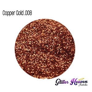 Copper Gold .008 6-7 grams