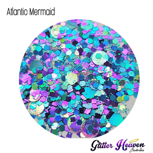 Atlantic Mermaid. 7-8 Grams
