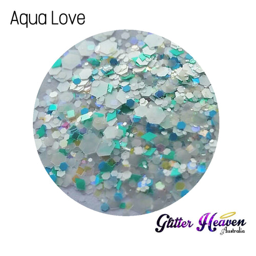 Aqua Love. 7-8 Grams