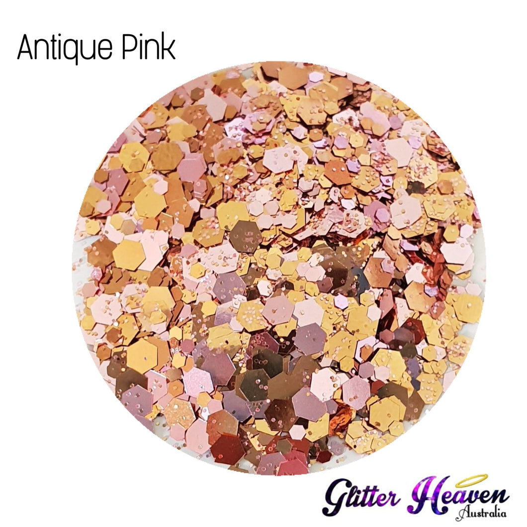 Antique Pink 7-8 Grams