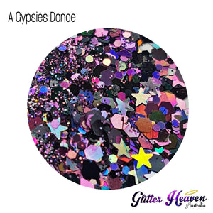 A Gypsies Dance. 7-8 Grams