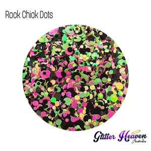 Rock Chick Dots