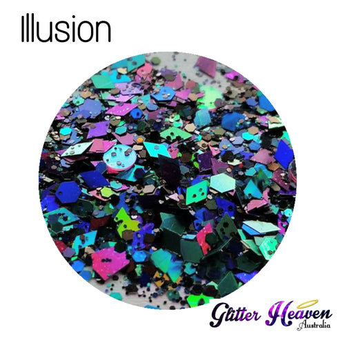 Illusion. 6-7 Grams