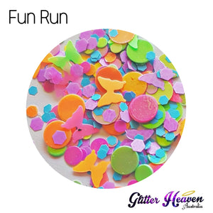 Fun Run. 6-7 grams