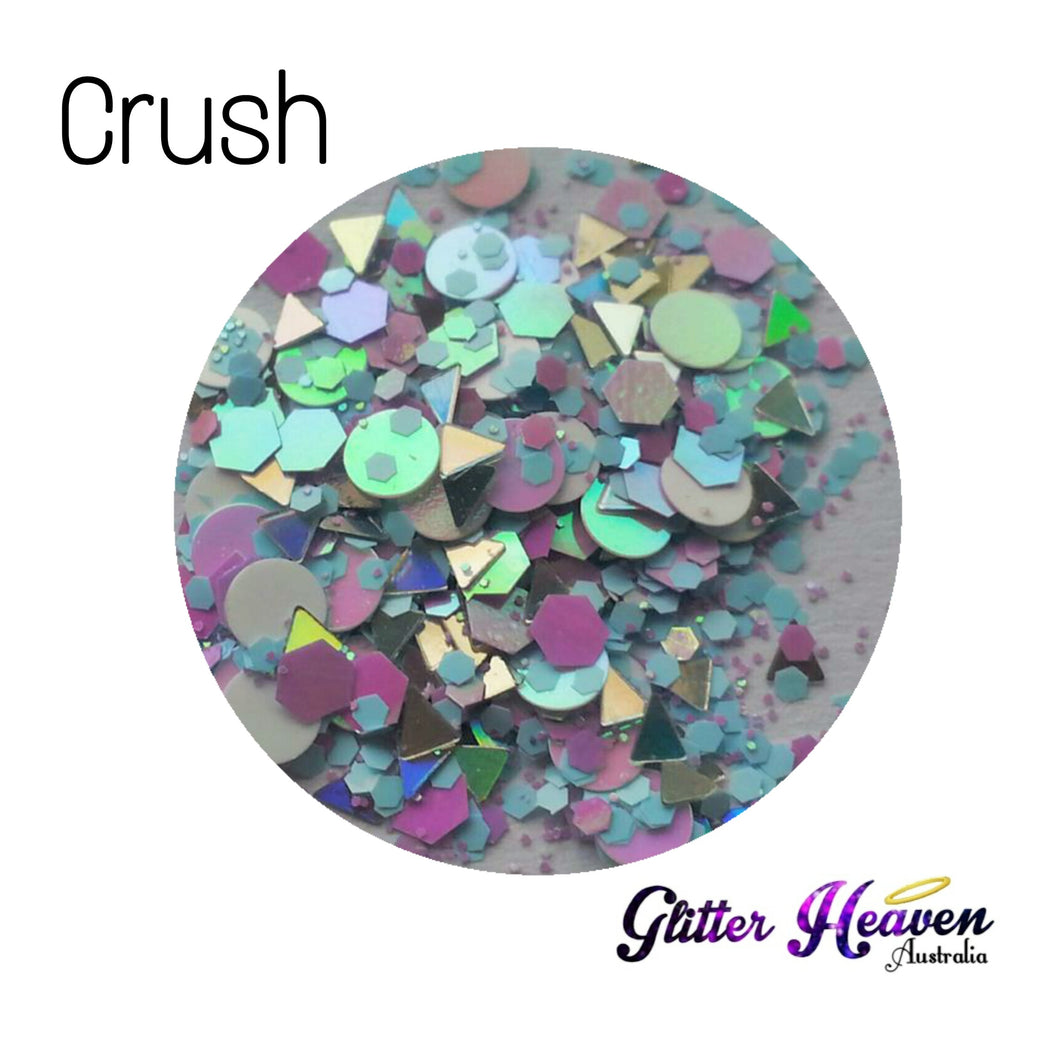 Crush. 7-8 Grams.
