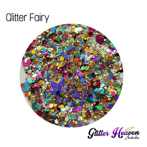 Glitter Fairy 7-8 grams