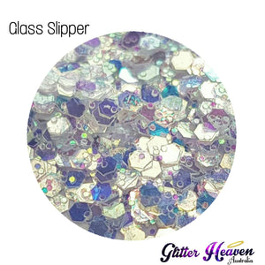 Glass Slipper 7-8 Grams.