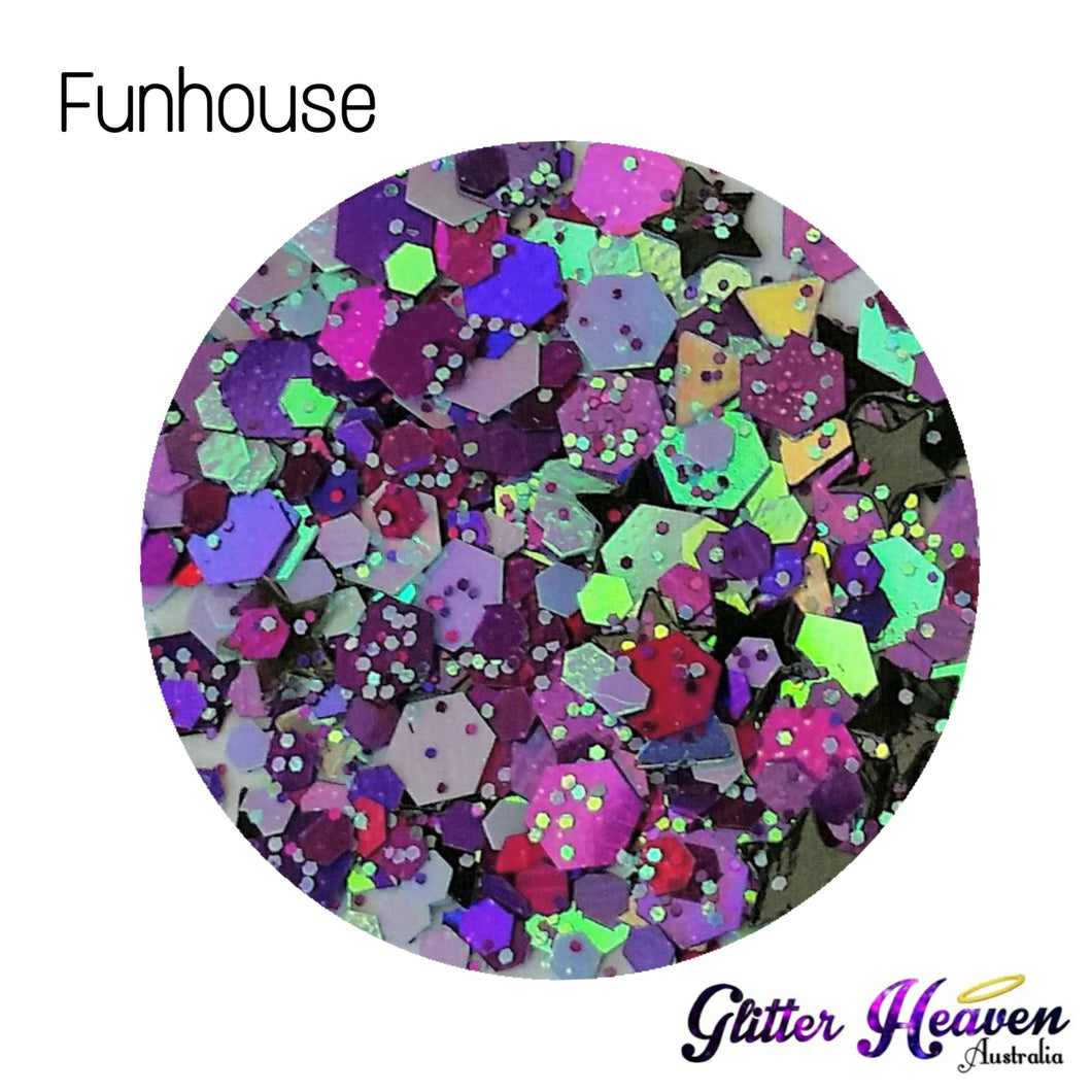 Fun house. 7-8 Grams