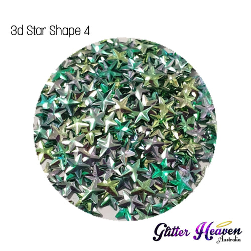 3d Jewellery Star 4. 6 Grams.