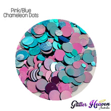 Chameleon Pink/Blue Dots 7-8 grams