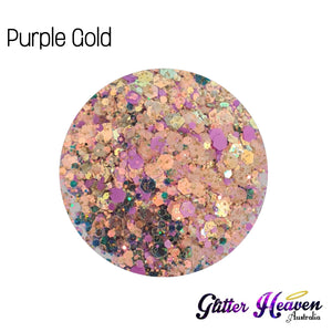 Purple Gold