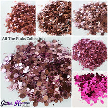 All The Pinks Collection 10 grams each colour