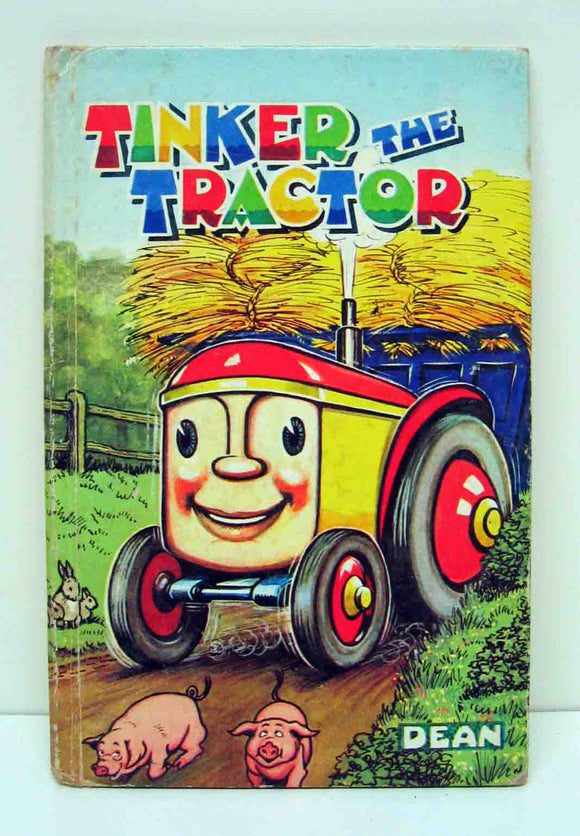 Tinker the Tractor book